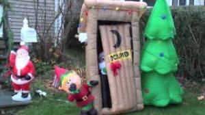 Shut the door Kringle!