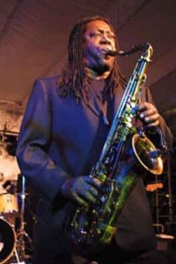 Mr.Clarence Clemons On Sax (2/2)