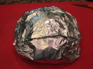 wrapped-in-tin-foil