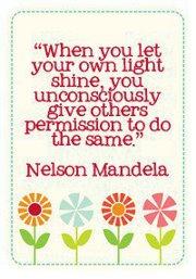 Indeed it does Mr. Mandela, indeed it does.